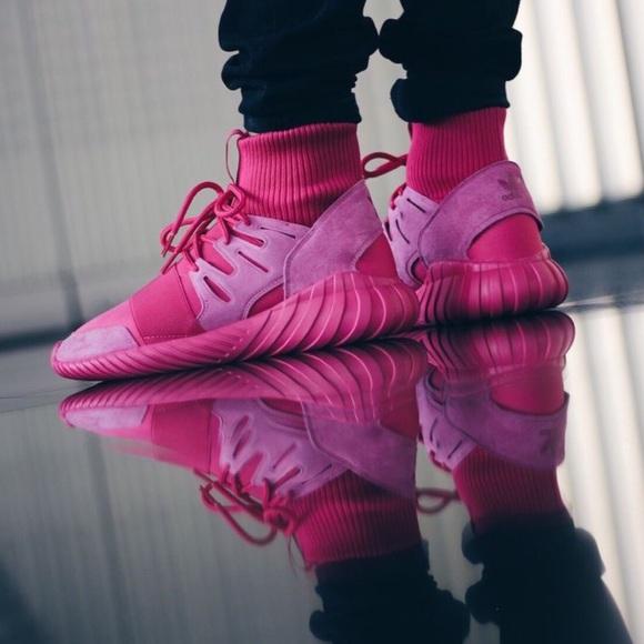 d76f44c6bf4 adidas Other - adidas tubular doom EQT pink